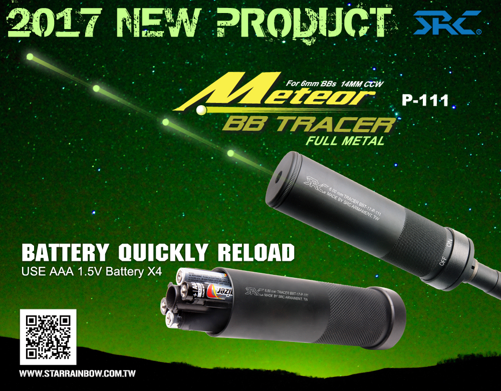 SRC New BB Tracer
